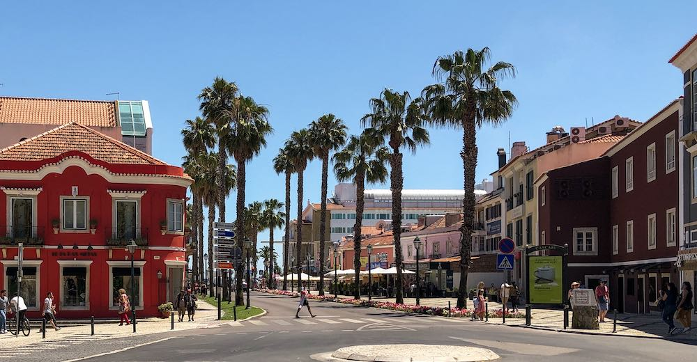 Shopping is one of the best things to do in Cascais Portugal