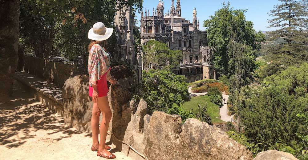 A visit to Sintra's castles is one of the best things to do near Cascais