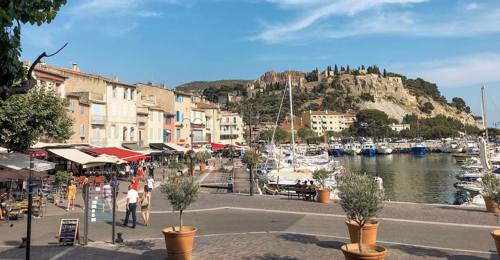 Port Cassis counts as one of the best Cassis France highlights