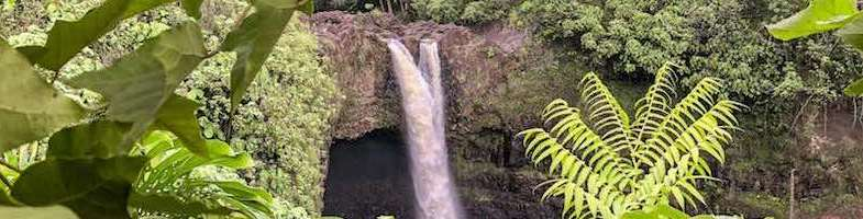 5 Spectacular Hawaii Big Island waterfalls