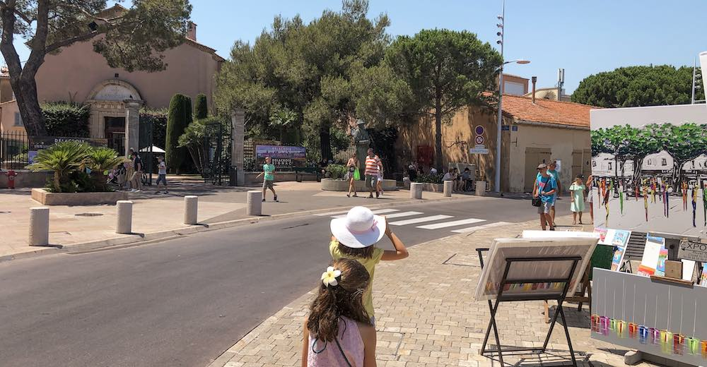 What to do in St. Tropez in visiting one of the interesting museums