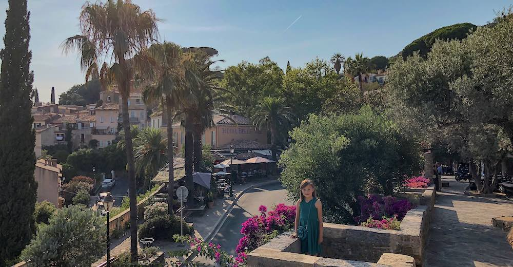 Bormes-Les-Mimosas makes for a fun day trip from St. Tropez