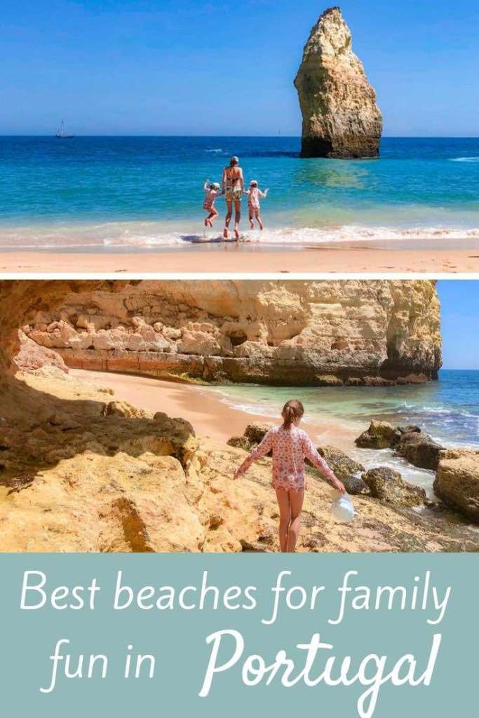Ultimate guide on the best beaches in Portugal, from the Algarve to the Lisbon beaches & beyond. Over 40 original photos of the most stunning Portuguese beaches. #travel #portugal #algarve #beach #beaches