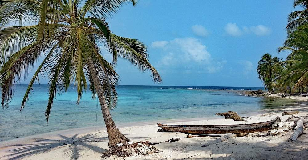 San Blas is home to the most renowned beaches in Panama