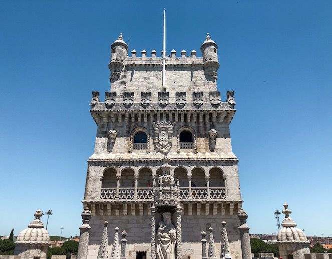 The Belem Tower is one of the most popular places to see in Portugal's capital of Lisbon