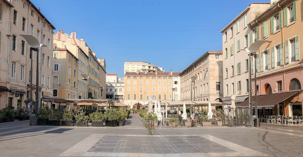 Cours Honoré d'Estienne d'Orves is one of the recommended places to see in Marseille France