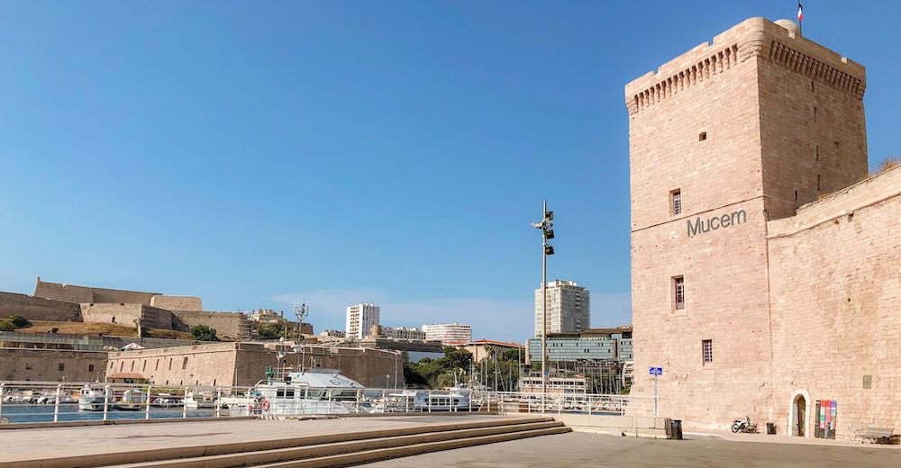 Visiting the MuCEM is one of the most interestiing Marseille things to do