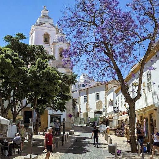 Taking a day trip to Lagos Portugal is one of the recommended things to do Faro