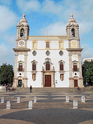 Igreja do Carmo church in Portugal Faro