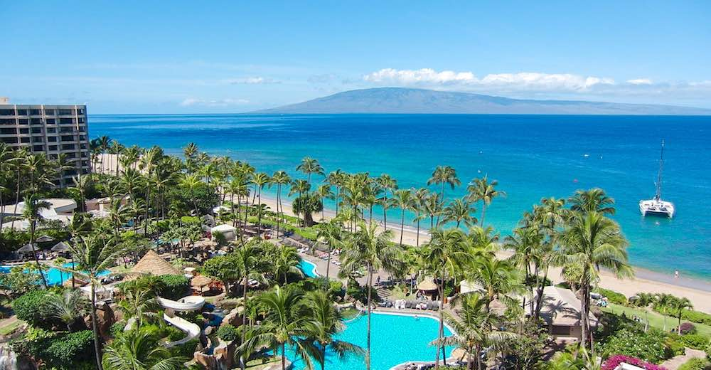 Island hopper Hawaii trip to Maui