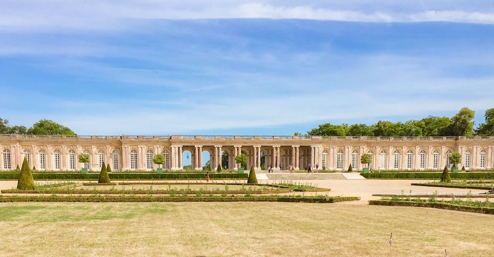 The Trianon Palaces in Versailles certainly deserve a visit