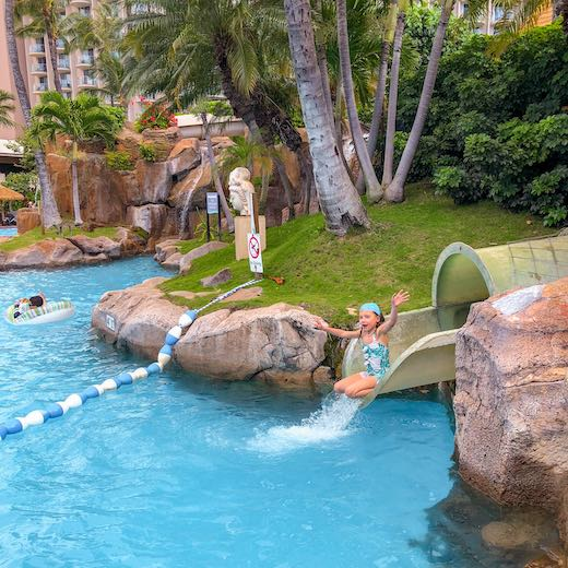 Maui resorts are the best for a Hawaii family vacation