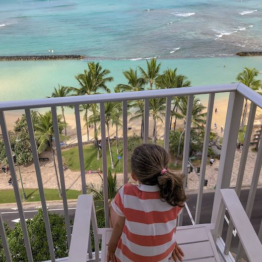Best Hawaiian island for kids that love to explore cities is Oahu