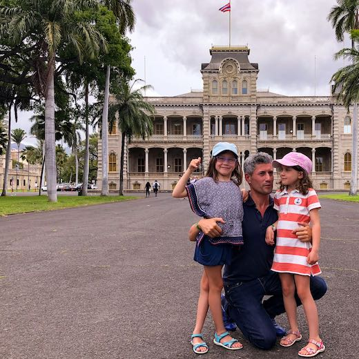 Best Hawaiian island to visit for cultural excursions is Oahu