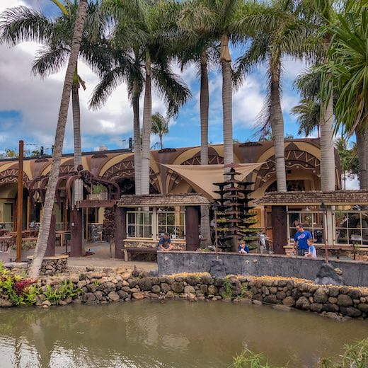The Tropical Plantation is one of the best things to do for kids in Maui