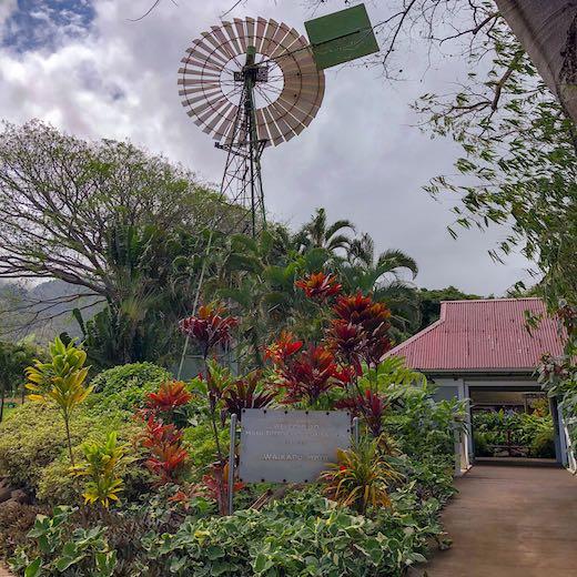 The Farm at Maui Tropical Plantation in Waikapu Valley