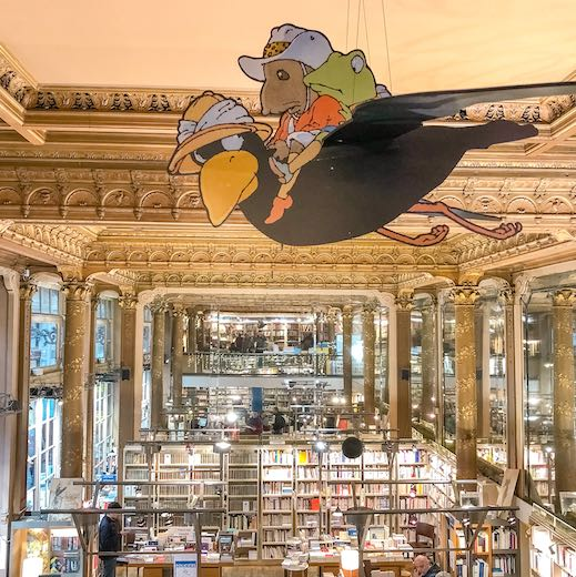 The Tropismes book store is one of the best-kept secrets of Brussels