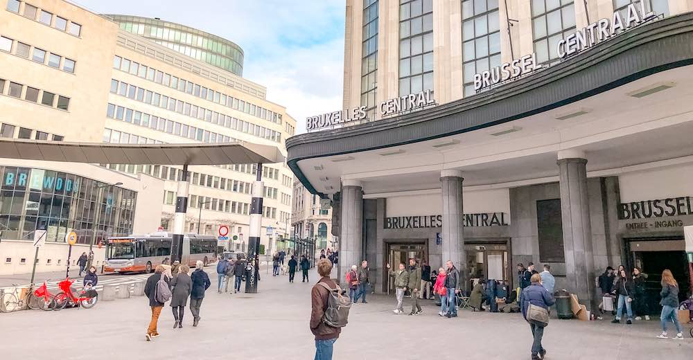 Add some Brussels day trips to your itinerary and take the train or join a day tour from Brussels to Amsterdam or other popular cities in neighbouring European countries