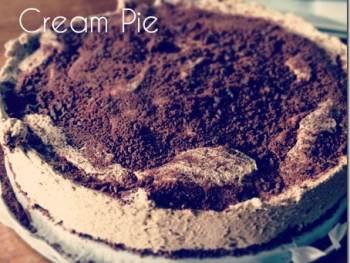 No Bake Mocha Cream Pie from Cosmopolitan Cornbread