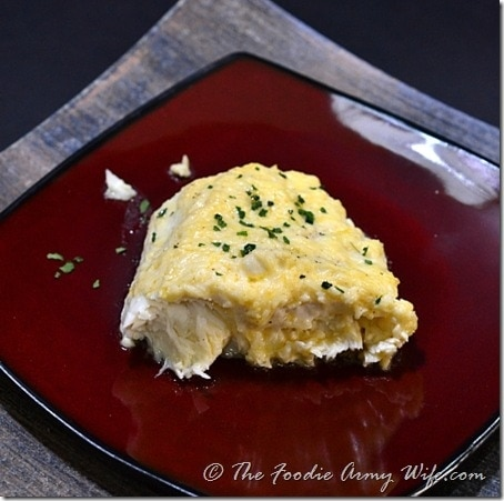 Simple Broiled Halibut