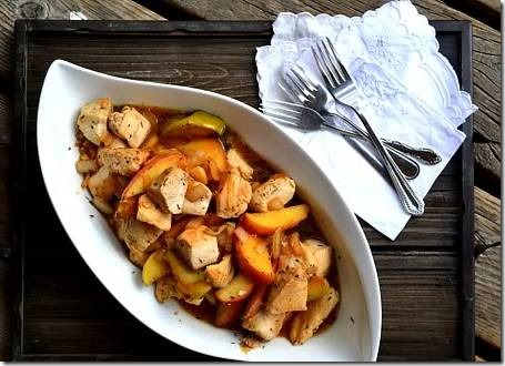 MapleAppleChicken