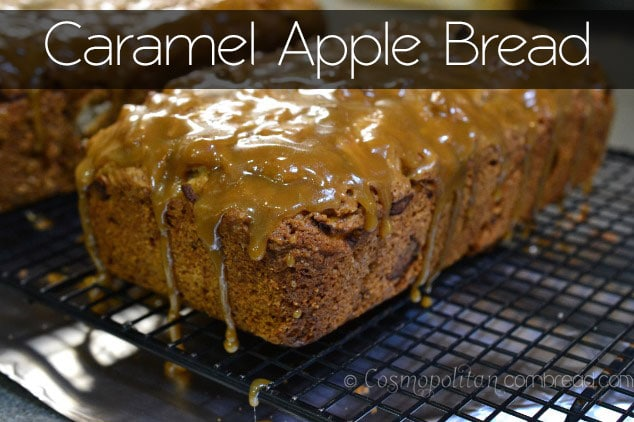 Caramel Apple Bread