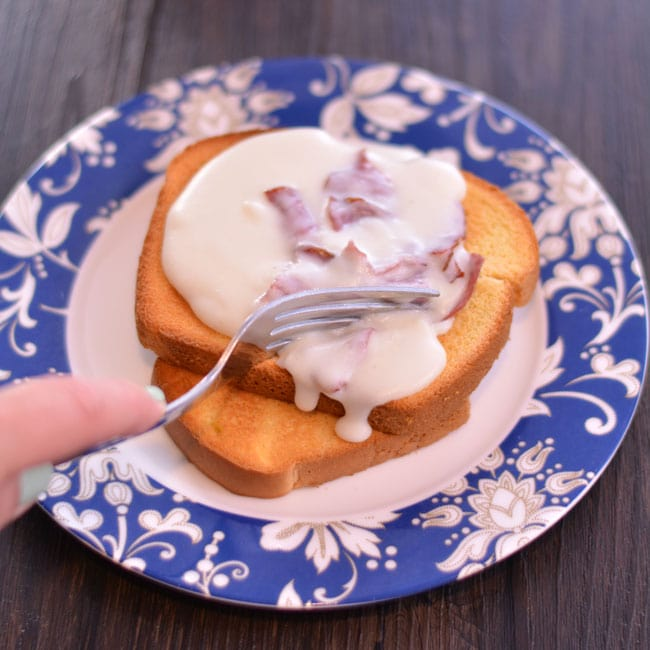 Classic Chipped Beef from Cosmopolitan Cornbread