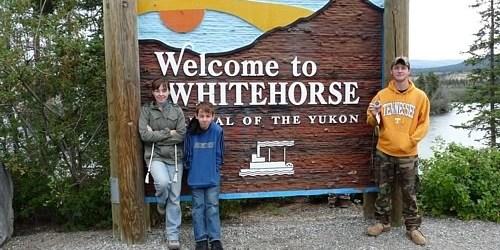 PCS Day 20: In Whitehorse, Yukon Territory