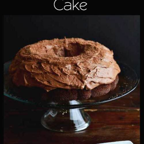 The best Chocolate Cake ever - get the recipe from Cosmopolitan Cornbread