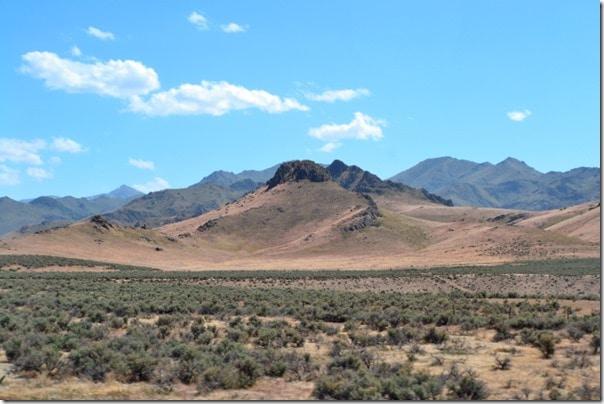 PCS 2013: Days 11-13 Northern California, Nevada and Utah