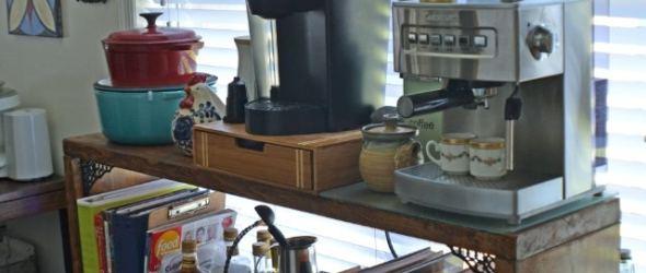 My Kitchen at Redstone Arsenal