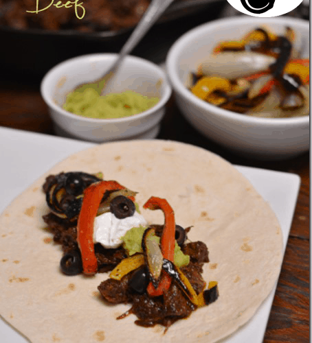 Carnita Style Beef