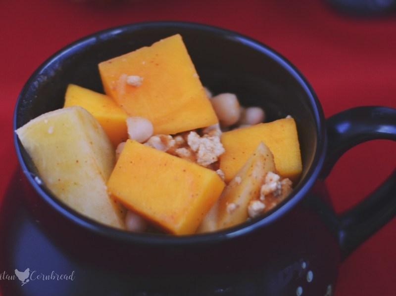 Pumpkin and Butternut Squash Chili