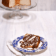 Angel Food Cake with Chocolate Gravy from Cosmopolitan Cornbread