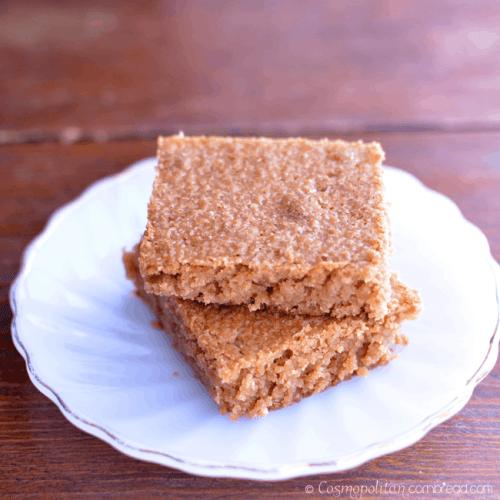 Peanut Butter Bars from Cosmopolitan Cornbread