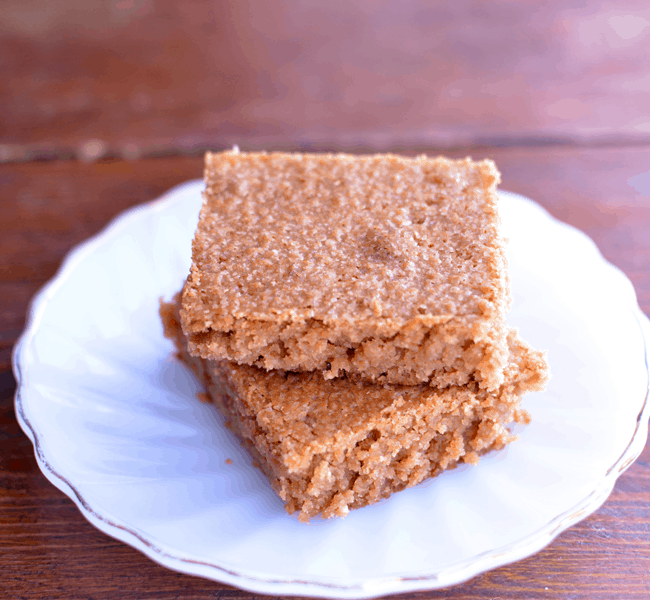 Peanut Butter Bars | Perfect Picnic Packing Recipes