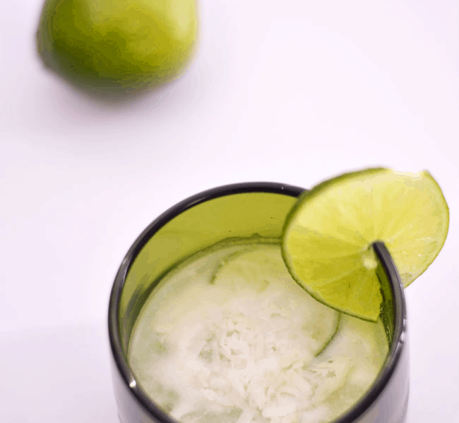 Lime in the Coconut Caipirinha | 30+ Perfect Poolside Recipes for Summer