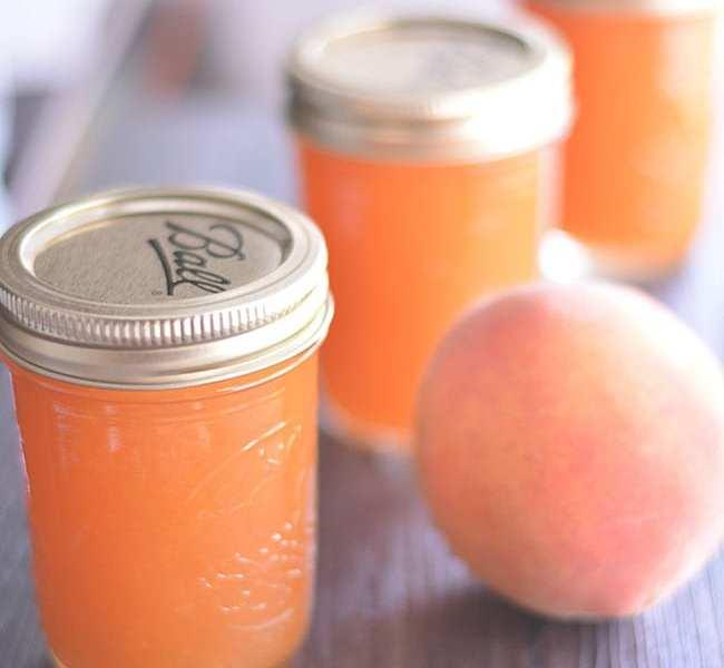 Spiced Peach Jam | 20+ Recipes to Preserve the Harvest