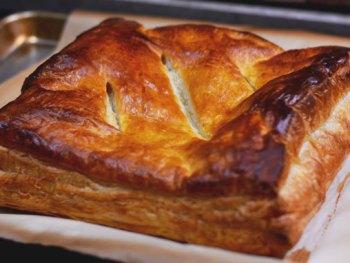 Simple and Delicious Soppressata Puffs from Cosmopolitan Cornbread