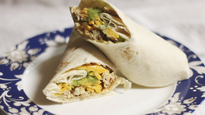 Shortcut Chicken Tacos | An Instant Pot Recipe from Cosmopolitan Cornbread (includes alternative slow cooker instructions)