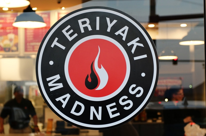 Teriyaki Madness in Madison, Alabama