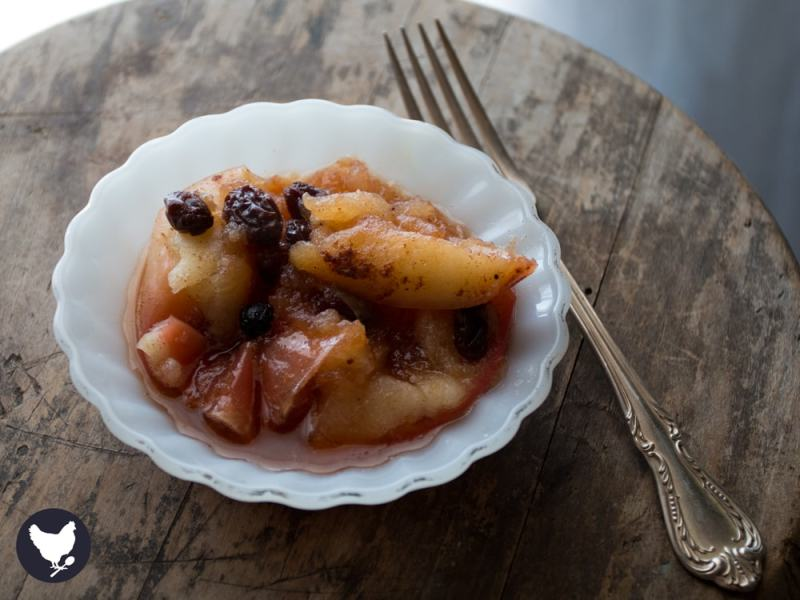Instant Pot Baked Apples | Paleo