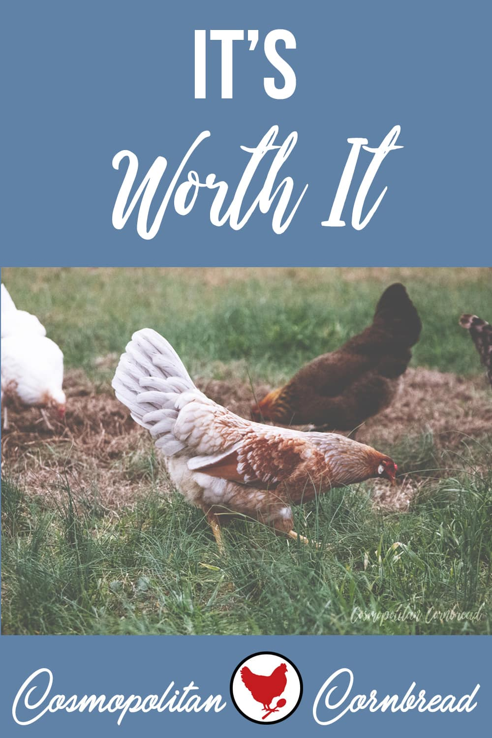 Even when you have to deal with losses - predators, illness, and more...it is still worth it to live this homesteading life.