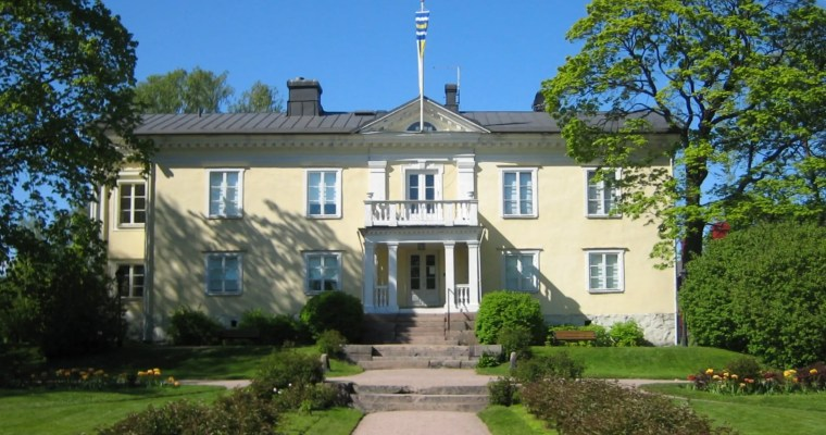 Manor houses in Uusimaa – part I