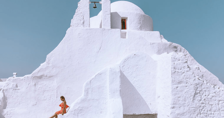 Magical Mykonos