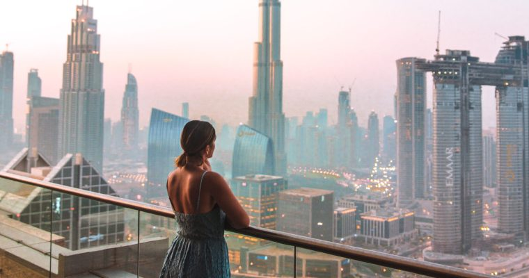 48 hours transit in Dubai