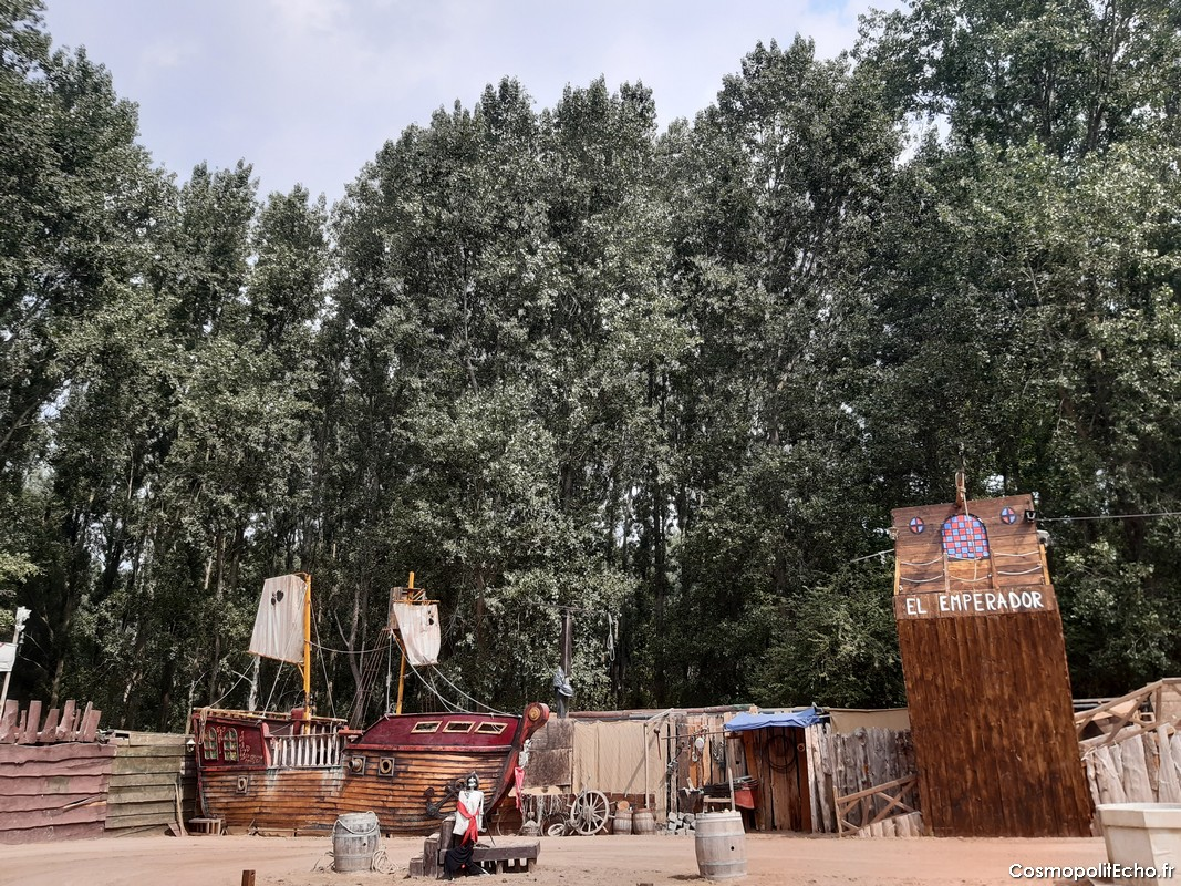 fort des pirates couderques