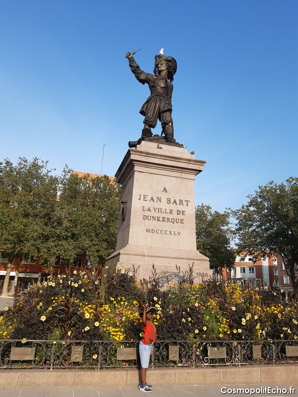 place statue jean bart