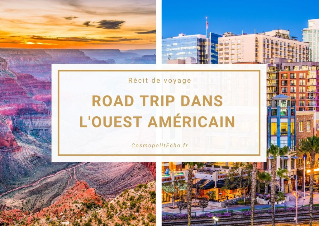 road trip ouest usa