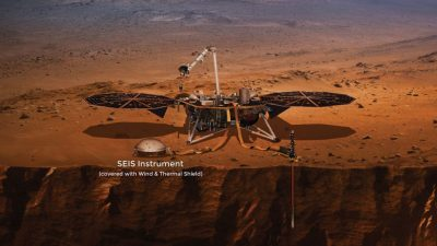 NASA's InSight Detects More Marsquakes